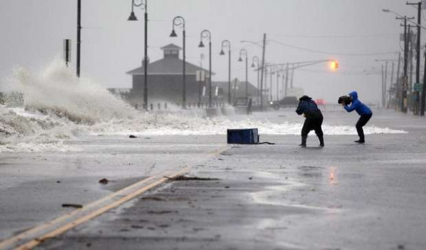 hurricane sandy Business Outsourcing Partnership